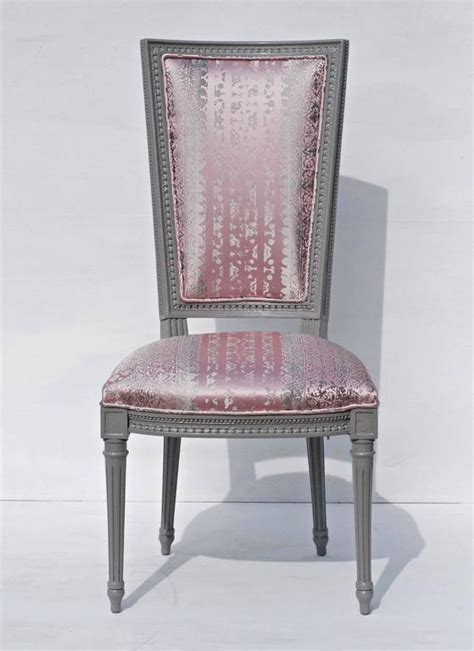 Donghia Dining Chairs Louis Xvi Dining Chairs In Donghia For Sale At 1stdibs