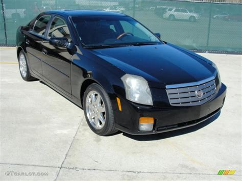black cadillac 2003 cadillac cts v sedan blacked out images