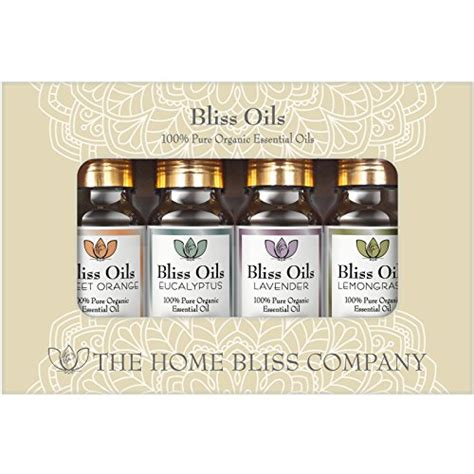 Review Bliss Eucalyptus Smoother by Bliss Oils Essential Oils Organic Aromatherapy Top 4