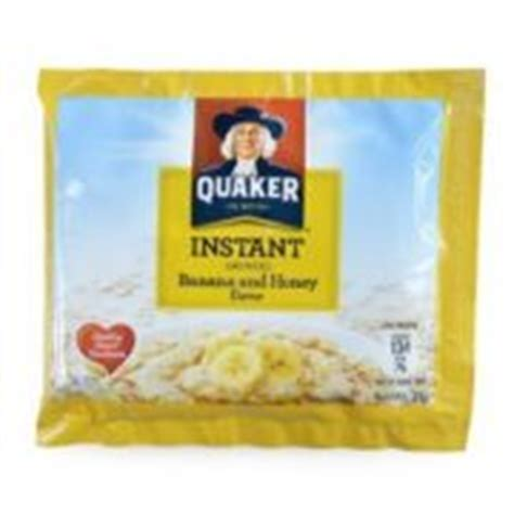 Instant Oat Meal 200 G quaker instant oatmeal original in pack 200 g