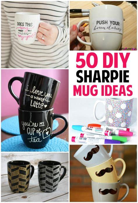 amazing diy coffee mugs diy craft projects best 25 diy sharpie mug ideas on pinterest sharpie mugs