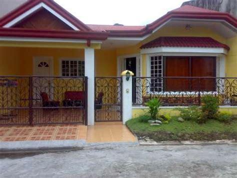 semi bungalow house design philippines house designs bungalow type philippines with floor plans joy studio design gallery