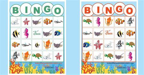 finding dory games printable bingo