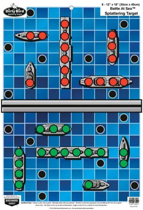 printable shooting targets battleship battleship target game ruger forum