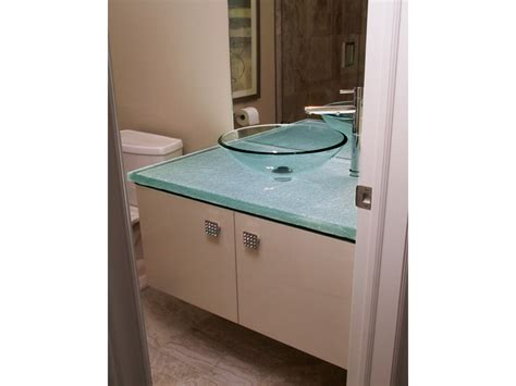 glass countertops for bathroom variety of finishes cbd glass