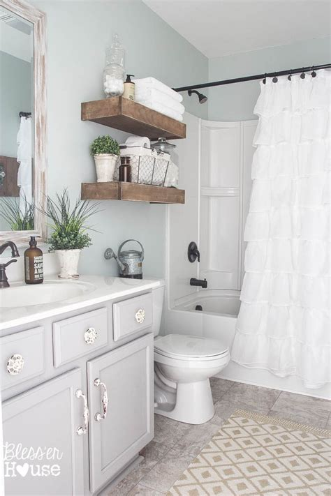 farmhouse style bathrooms 15 farmhouse style bathrooms full of rustic charm making