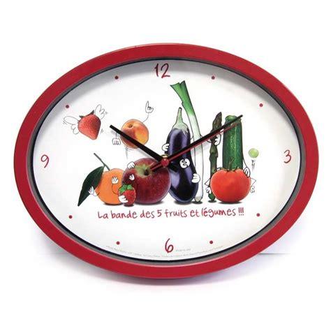 horloge d馗orative cuisine horloge cuisine id 233 es de d 233 coration et de mobilier