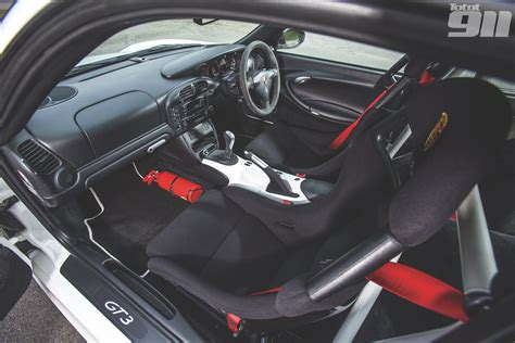 Porsche 996 Interior by Porsche 996 Gt3 Rs Performance Icon Total 911