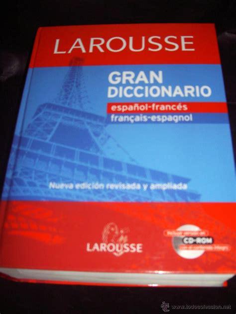 libro diccionario de francs para gran diccionario espa 241 ol frances larousse comprar diccionarios en todocoleccion 44075801