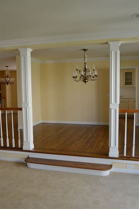 Sunken Living Room Railing by 17 Best Ideas About Sunken Living Room On Open