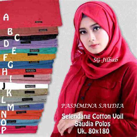 Promo Grosir Saudia Umama 10pcs pashmina saudia sentral grosir jilbab kerudung i supplier jilbab i retail grosir