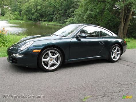 teal porsche 911 2005 porsche 911 coupe in teal metallic