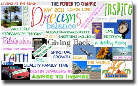 design your dream school online vision board