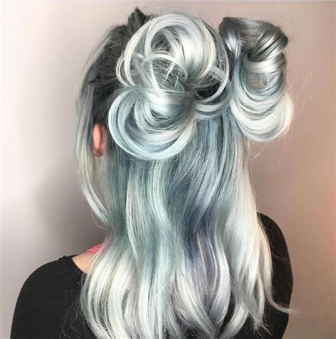 Unique Hairstyles by 1000 Images About Hair On Pastel Hair Dye My