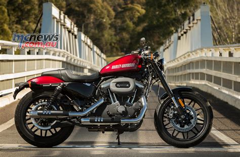 hd reviews harley davidson roadster review mcnews au