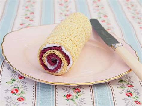 christmas pattern swiss roll sincerely louise