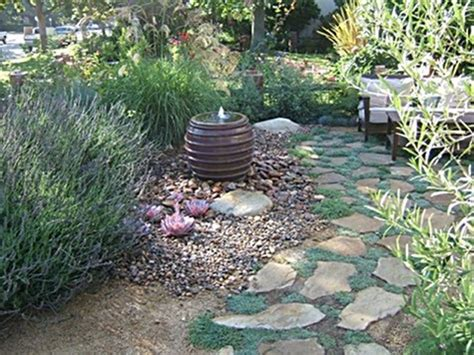 sustainable backyard design xeriscape inspiration design sponge