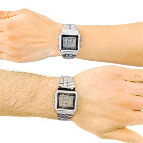 casio argento prezzo casio classic orologio da unisex argento a500wea 1ef