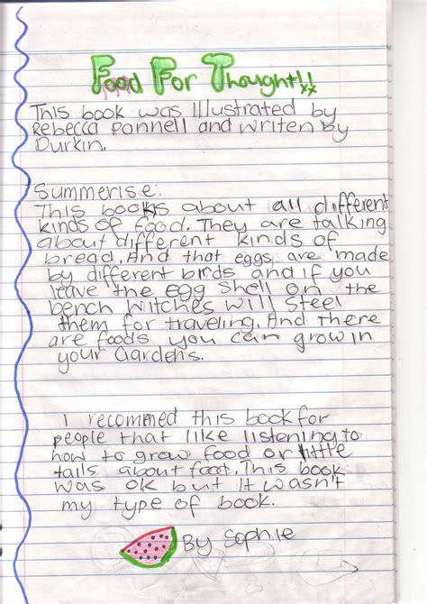 exle book reports book reports bralicious co