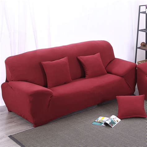 universal couch slipcovers aliexpress com buy elastic sofa cover universal