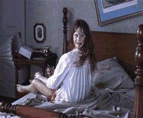 the exorcist film headspin exorcist head spin animated gif www pixshark com