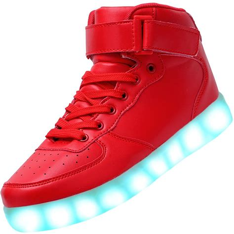 hoverboard light up shoes helens pinkmartini colors sports sneakers