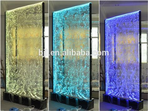 Western Home Interior by Swirl Water Bubble Wall Lighting Acrylic Decorative Living