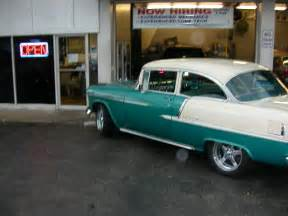 55 Chevrolet For Sale 55 Chevy Belair For Sale