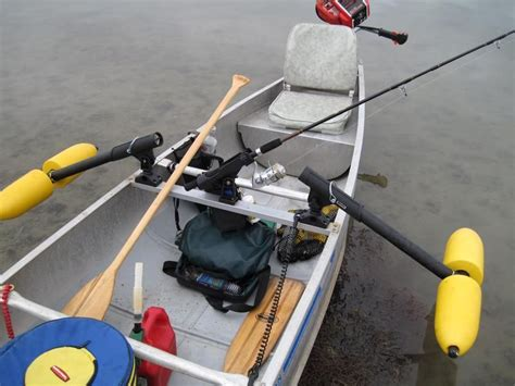 canoe outriggers  work great    young kids   dad aboard helps