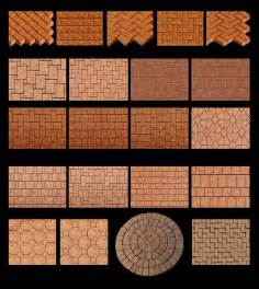 patterns brick paver showroom of ta bay