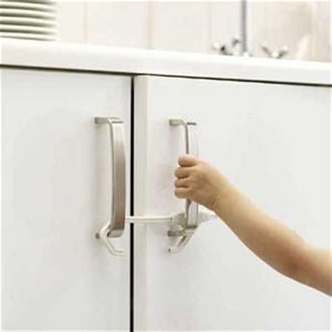 kitchen cabinet child locks how do i child proof my wine bottle storage