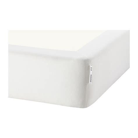 Ikea Charmtroll Kantong Tidur Krem Putih engerdal dasar kasur 150x200 cm putih ikea