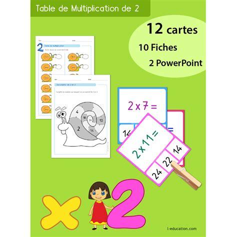 table de multiplication de 14 quiz interactif cartes fiches table de multiplication de 2