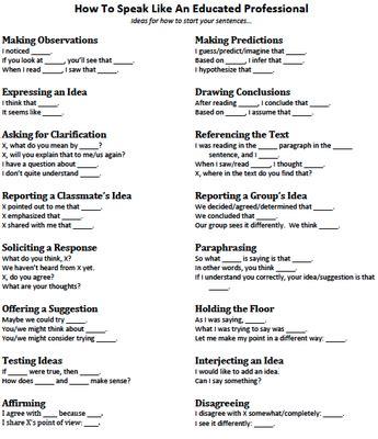 sentence patterns middle school goldilocks and the russian dolls sentences language