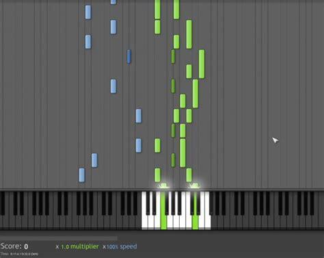 tutorial piano game synthesia piano tutorial piano game eins zwei drei