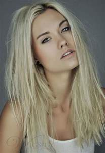 Best america next top model laura james messy hairstyle long straight