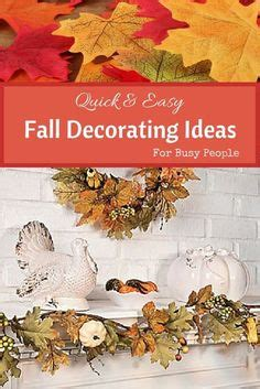 fall home decorating ideas quick and simple 183 storify fall decorations candle with burlap and leaves burlap