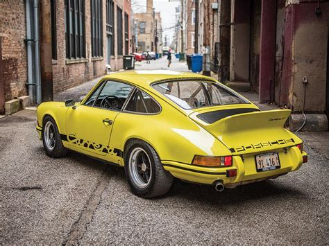 porsche  carrera rs  lightweight  sale