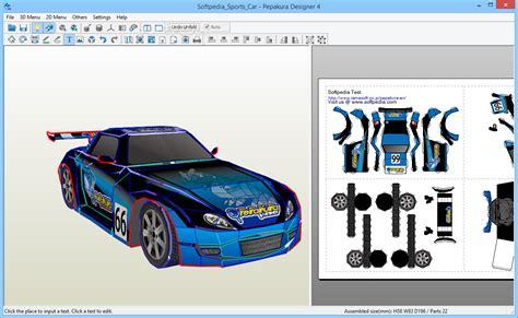 Papercraft Designer - pepakura designer
