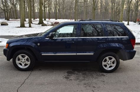 How To Put Jeep Grand In 4wd Picture Of 2006 Jeep Grand Limited 4wd Exterior