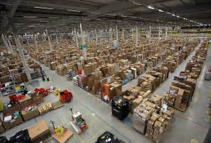 amazon christmas rush picture of their elves at work in swansea daily mail online