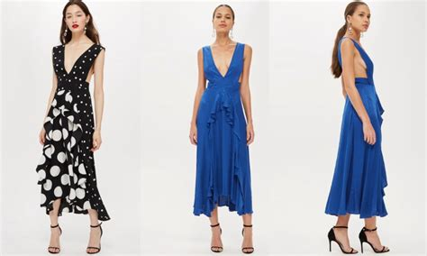 Trends Bandage Dresses To Blue Nails Style Weekly Couture In The City by Topshop S Cult Polka Dot Dress Has Just Been Relaunched In