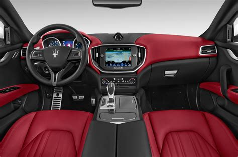 maserati inside 2016 maserati ghibli reviews research used models