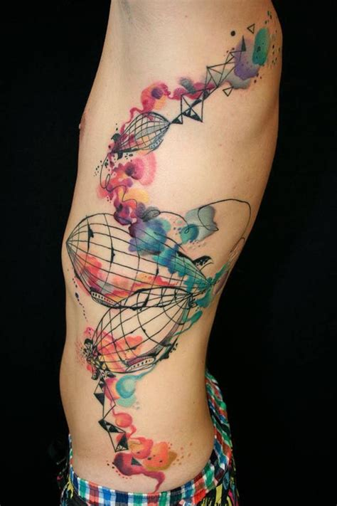 46 brilliant watercolor tattoos my next tattoo