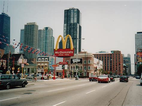 On The Road Chicago by Photo On The Chicago Road United States
