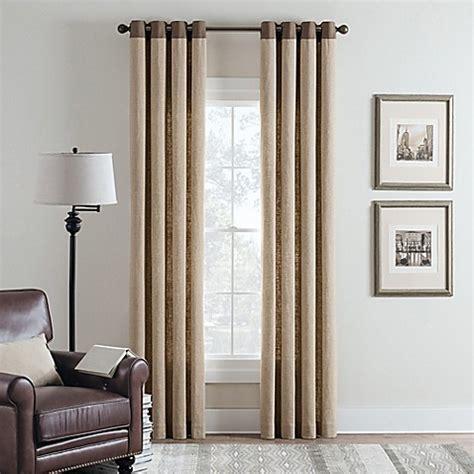 cambria curtains cambria 174 malta remix grommet top window curtain panel