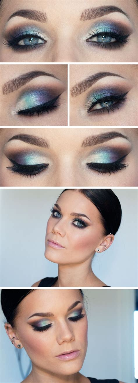 new year make up 15 best shimmering new year s makeup tutorials