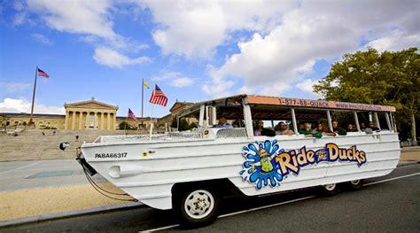 duck boat tours peek
