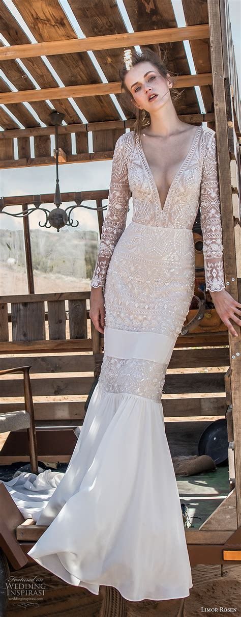 Limor Rosen 2018 Wedding Dresses ? ?Free Spirit? Bridal