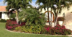 Backyard Landscapes On A Budget Craig S Perfect Turf Landscaping Port Charlotte Florida